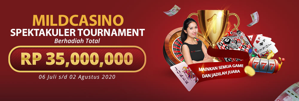 Mildcasino Tournament Spektakuler