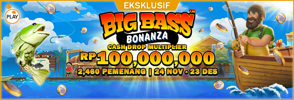 PP Big Bass Bonanza
